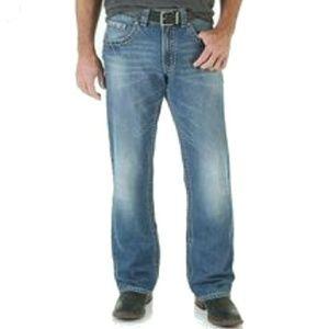 Gap Boot Cut Blue Jeans 34x30 Mens 1969